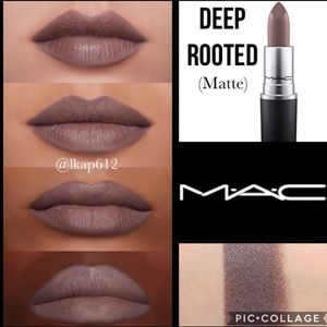 Mac Lipstick, Color: Deep Rooted